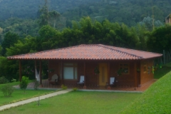 Casa Modelo 60m2 a 4 aguas