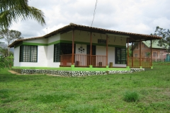 Casa Modelo 57m2 a 4 gauas