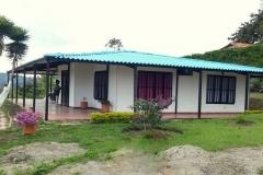 Casa Modelo 103m2 a 4 aguas