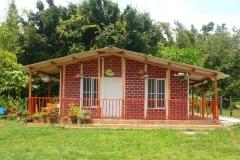 Casa Modelo 36m2