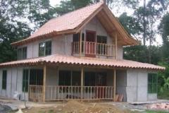 Casa Modelo 114m2 Semichalet
