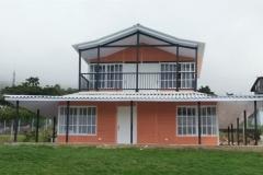 Casa Modelo 86m2 Semichalet