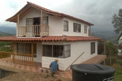 Casa Modelo 106m2 Semichalet