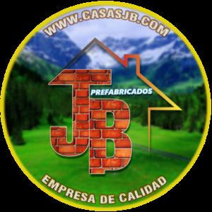 Logo Casas Prefabricadas JB