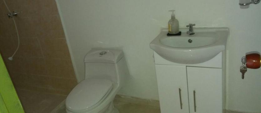 Enchape de baño