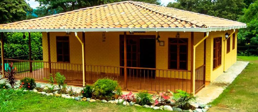 Casa 70M2 (4 aguas)